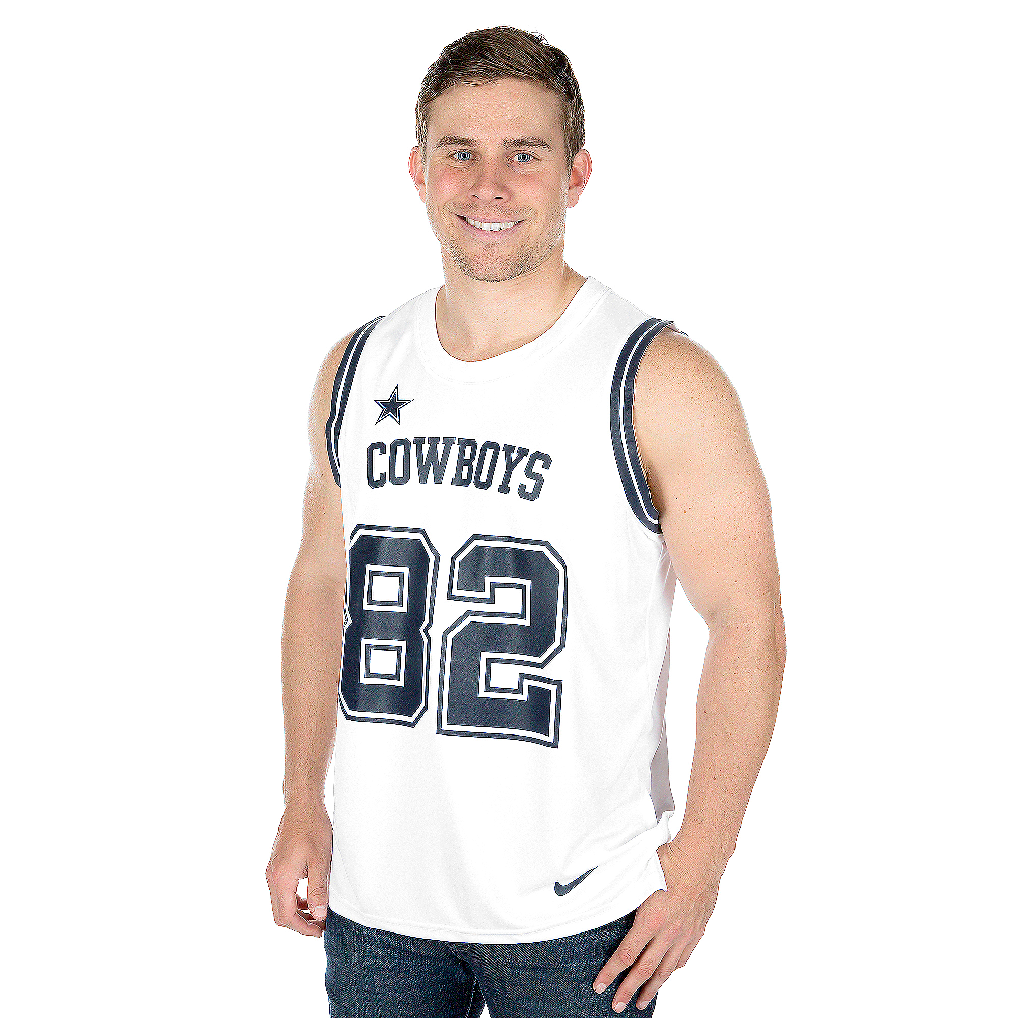 Dallas Cowboys Jason Witten #82 Nike Player Tank