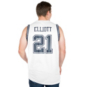 Dallas Cowboys Ezekiel Elliott #21 Nike Player Tank