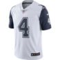 Dallas Cowboys Dak Prescott #4 Nike Limited Color Rush Jersey