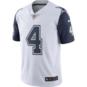 Dallas Cowboys Dak Prescott #4 Nike XC1 Color Rush Jersey