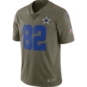 Dallas Cowboys Jason Witten #82 Nike Limited Salute To Service Jersey