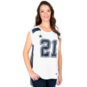 Dallas Cowboys Womens Ezekiel Elliott #21 Nike Player Tank