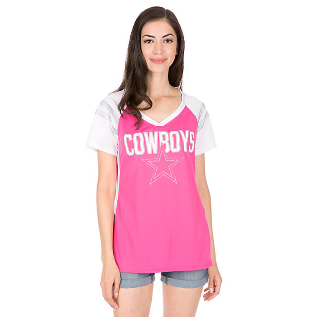 Dallas Cowboys Pink Rasor Jersey