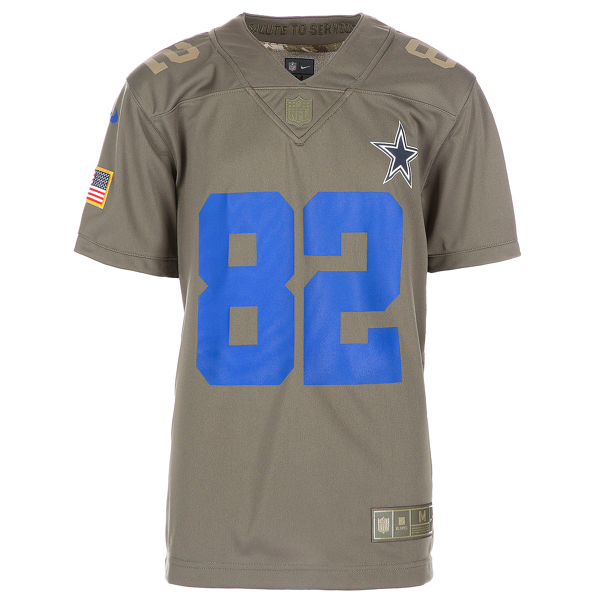 low priced e9d50 49c47 Dallas Cowboys Youth Jason Witten #82 Nike Limited Salute To Service Jersey  | Dallas Cowboys Pro Shop