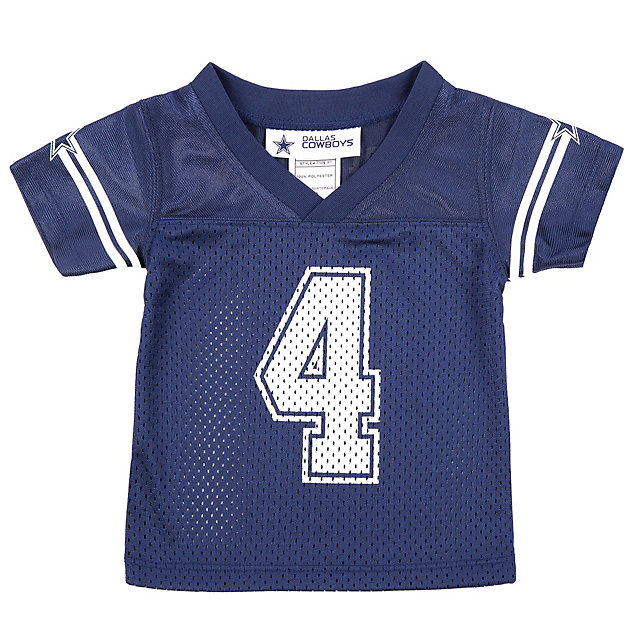 Dallas Cowboys Infant Dak Prescott Jersey