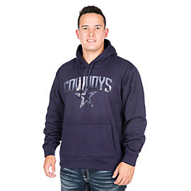 Dallas Cowboys Rescender Solid Hoody
