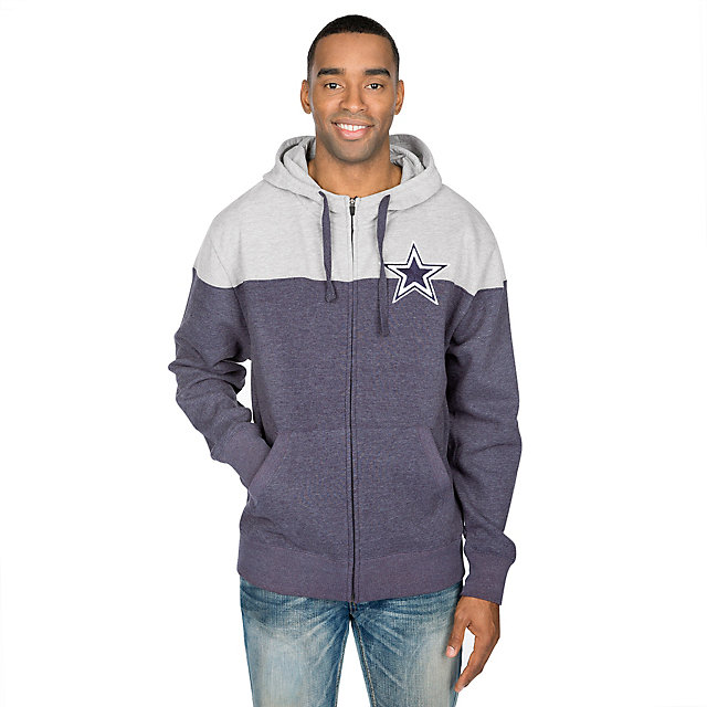Dallas Cowboys Quorum Full Zip Hoody