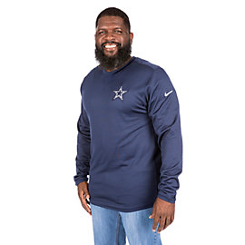 Dallas Cowboys Nike Modern Crew Top