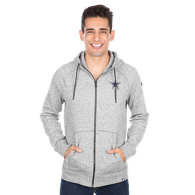 Dallas Cowboys Nike AW77 Full Zip Hoody