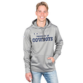 Dallas Cowboys Nike Therma Property Of Hoody