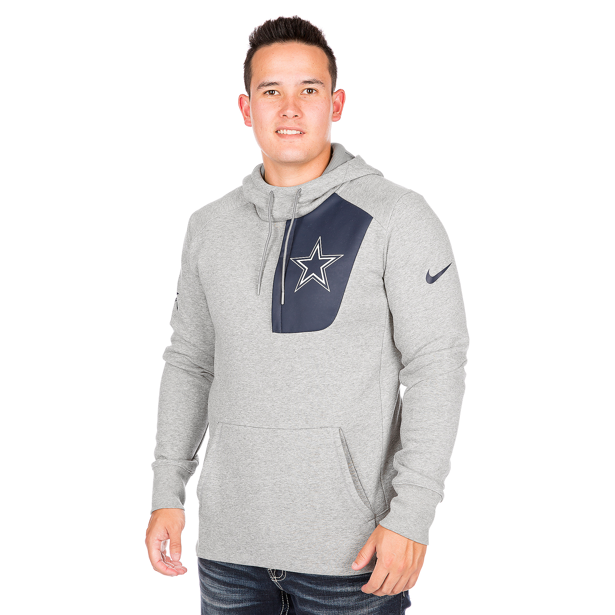 Dallas Cowboys Nike Fly Fleece Hoody