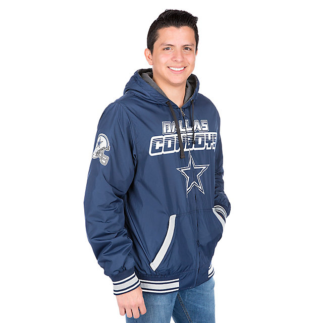 Dallas Cowboys Hot Shot Reversible Hoody