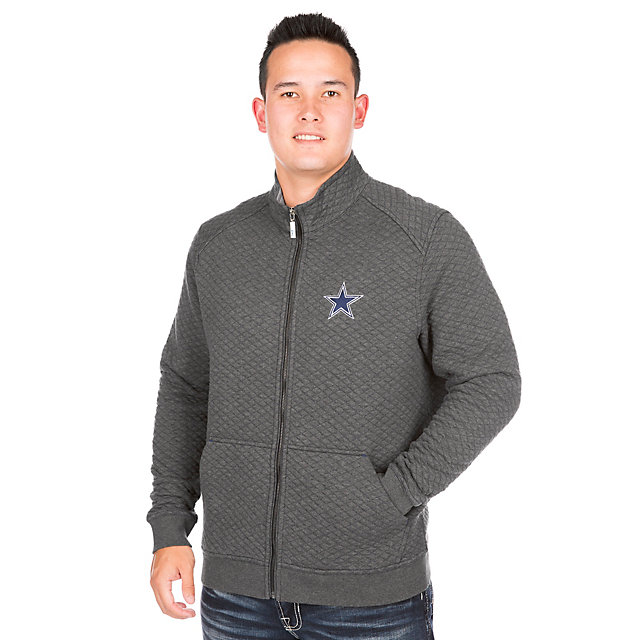 Dallas Cowboys Tommy Bahama Quiltessential Full-Zip