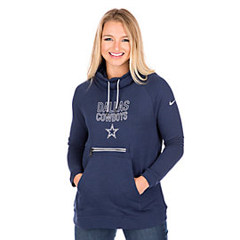 Dallas Cowboys Nike Modern Funnel Hoody