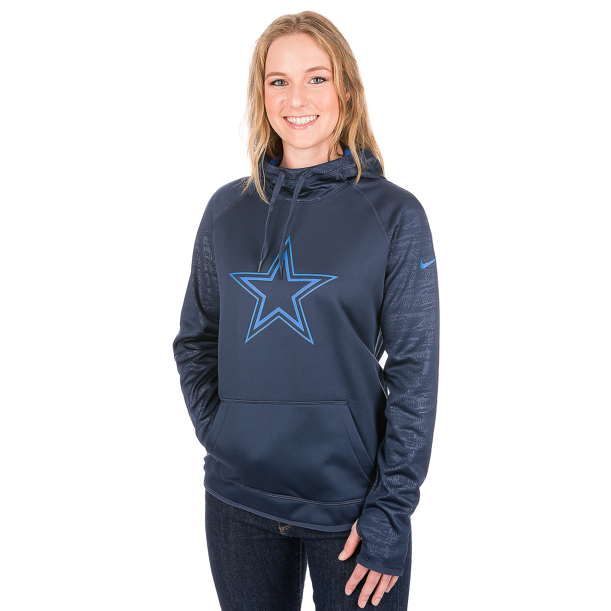 Dallas Cowboys Nike Therma Hoody
