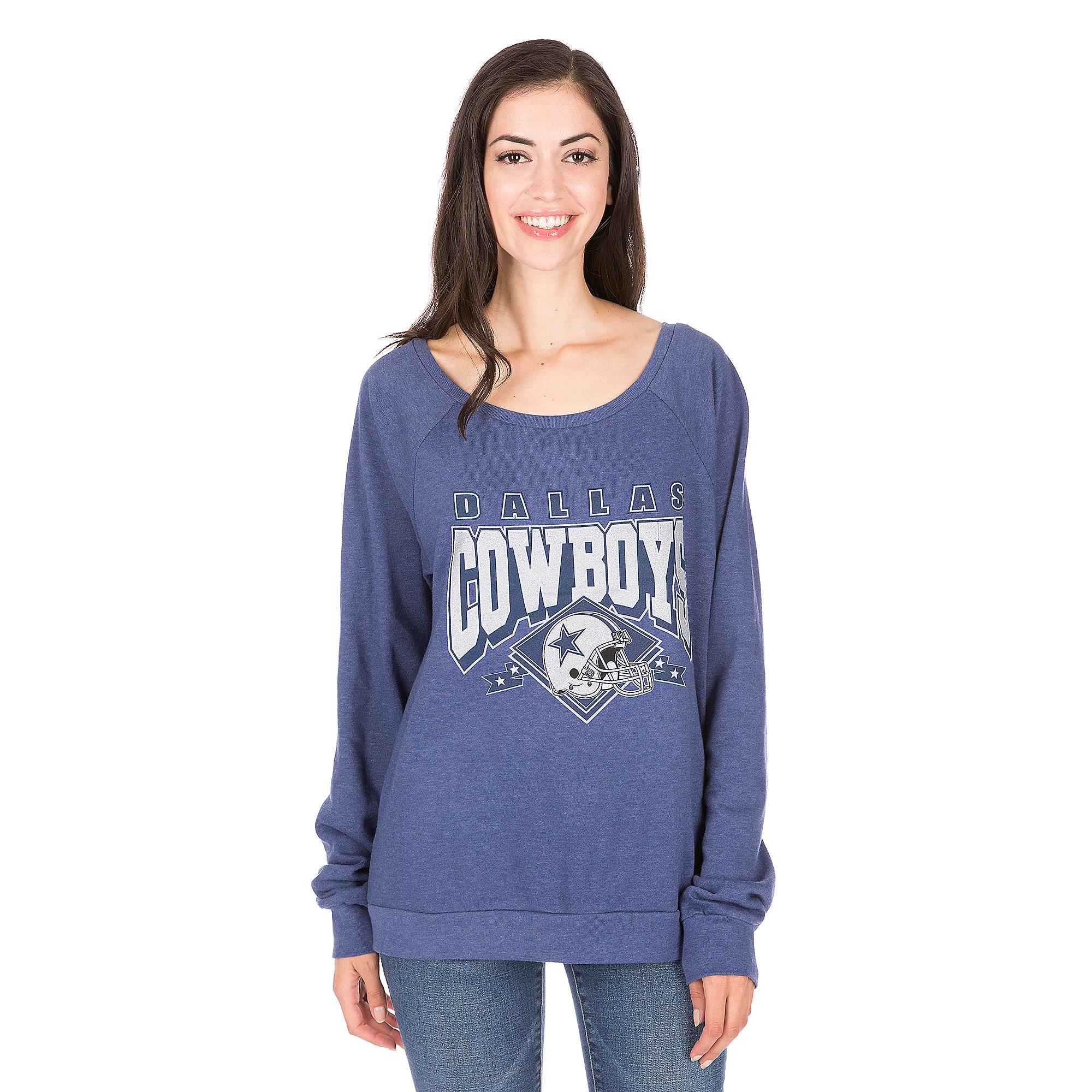 Dallas Cowboys Mitchell & Ness Downfield Crew
