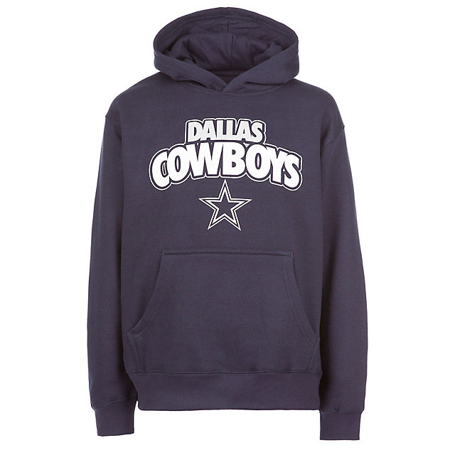 Dallas Cowboys Youth Leatherneck Hoody