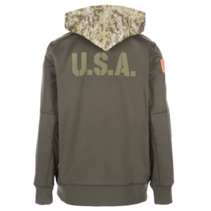 premium selection 753c0 b893c youth dallas cowboys salute to service hoodie