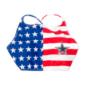 Dallas Cowboys Patriotic Bikini Top