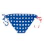 Dallas Cowboys Patriotic Bikini Bottom