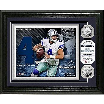 Dallas Cowboys Dak Prescott Photo Mint Frame