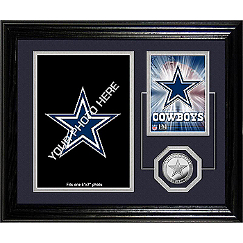 Dallas Cowboys Fan Memories Photo Mint