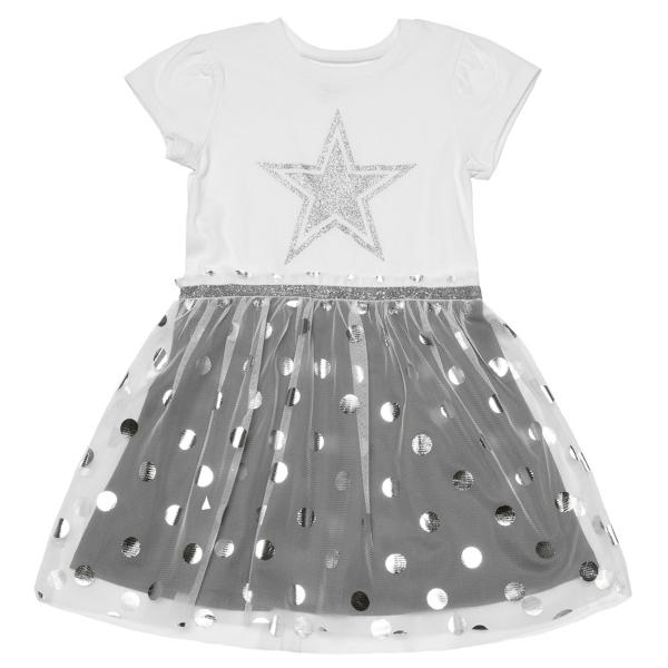 Dallas Cowboys Infant Claudia Dress