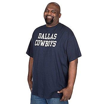 Dallas Cowboys Big and Tall Coaches T-Shirt