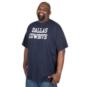Dallas Cowboys Big and Tall Coaches Tee