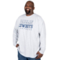 Dallas Cowboys Big and Tall Practice Long Sleeve Tee