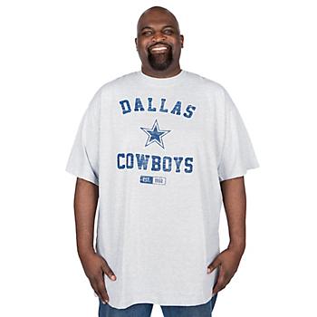 Dallas Cowboys Big and Tall Arch Way Tee