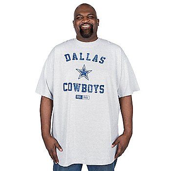Dallas Cowboys Big and Tall Arch Way T-Shirt