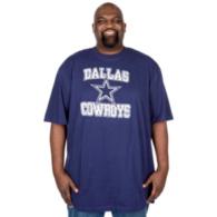 Dallas Cowboys Big and Tall Softhand Tee
