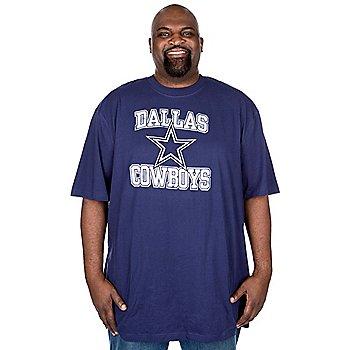 Dallas Cowboys Big and Tall Softhand T-Shirt