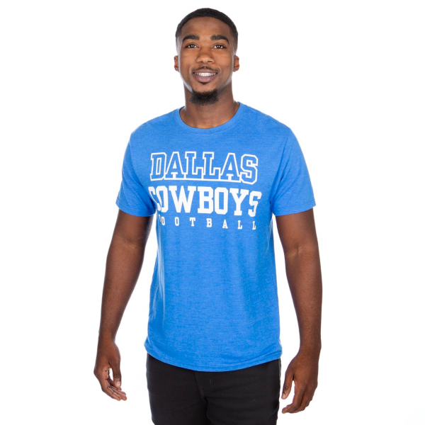 Dallas Cowboys Practice True Blue Tee