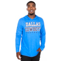 Dallas Cowboys Practice True Blue Long Sleeve Hoody