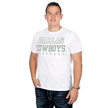 Dallas Cowboys Practice White T-Shirt