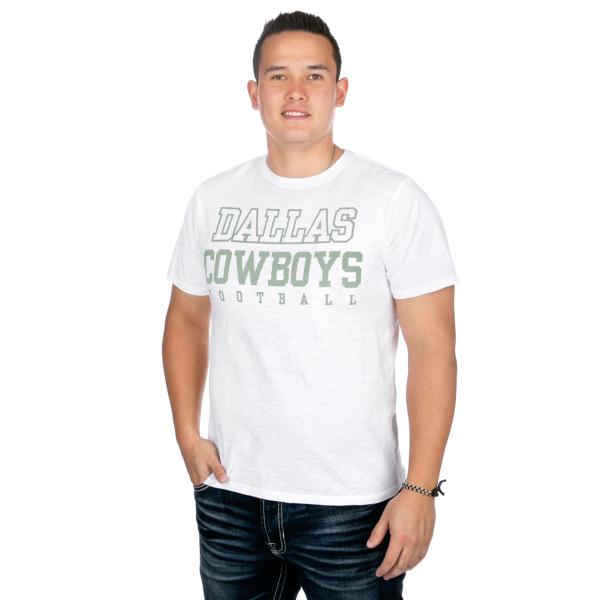 Dallas Cowboys Practice White T-Shirt