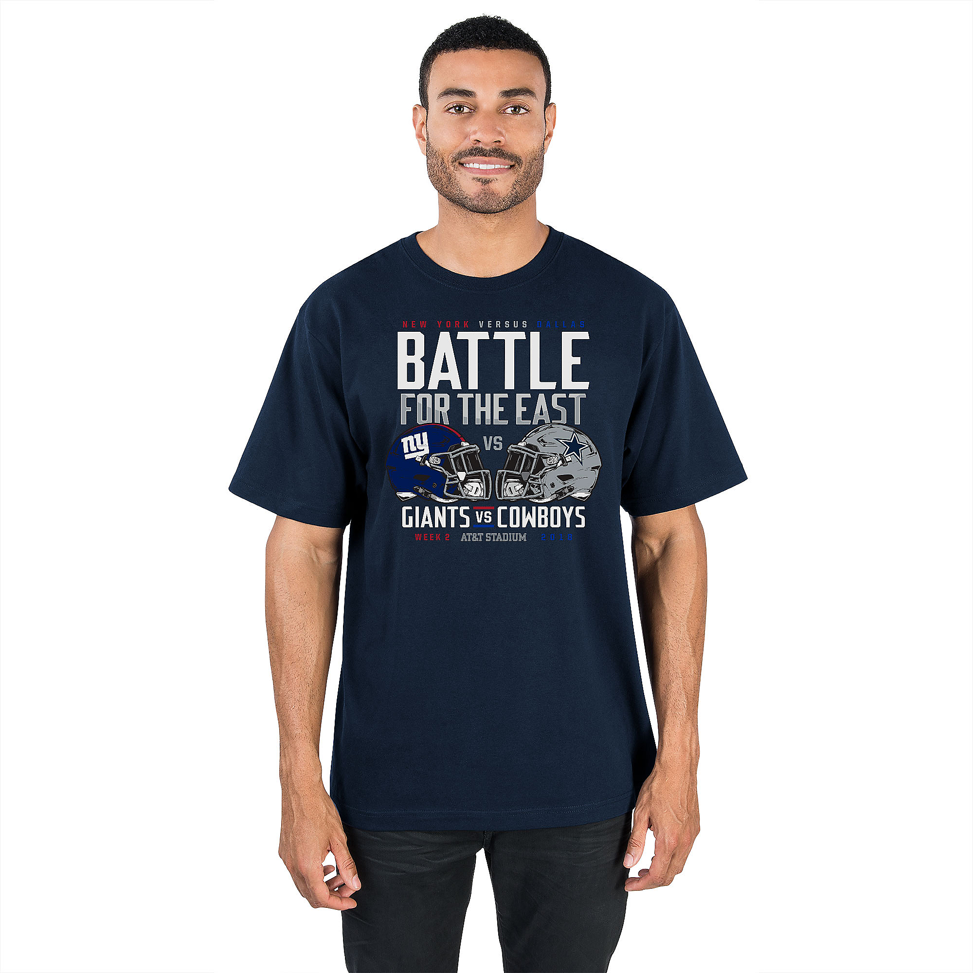 Dallas Cowboys 2018 Giants Gameday Tee