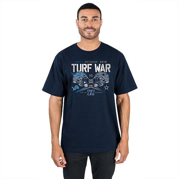Dallas Cowboys Mens 2018 Lions Gameday T-Shirt