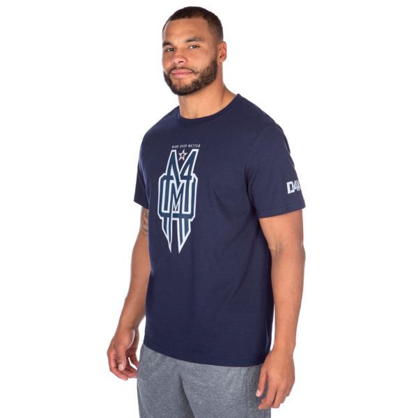 Dallas Cowboys Edgy Logo Tee