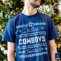 Dallas Cowboys Unisex Christmas Sweater T-Shirt