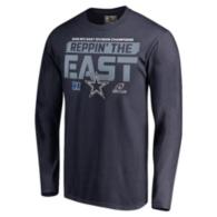 Dallas Cowboys 2018 NFC East Division Champs Long Sleeve T-Shirt