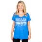 Dallas Cowboys Womens Practice True Blue Tee