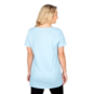Dallas Cowboys Womens Practice Spring Blue Tee