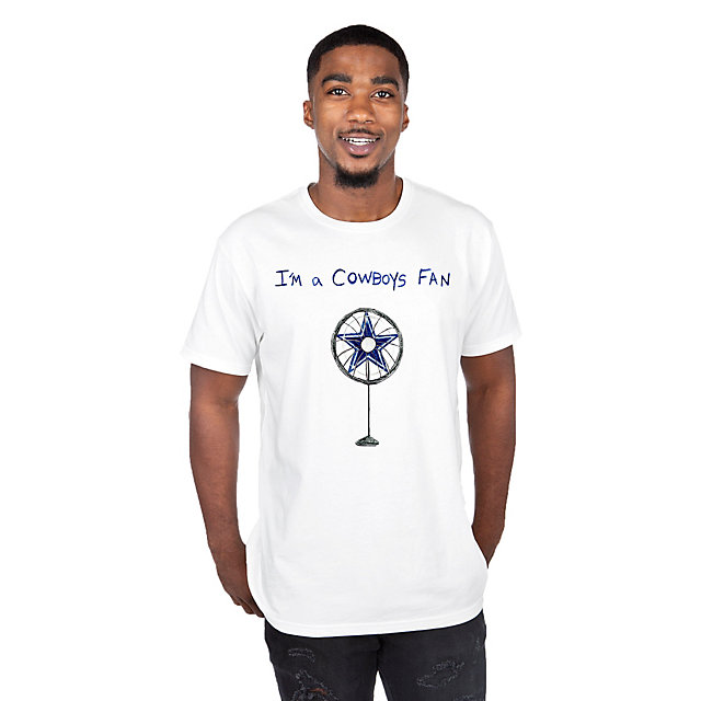 Dallas Cowboys Unfortunate Portrait Unisex Cowboys Fan Tee