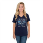 Dallas Cowboys Womens 2018 Lions Gameday Tee