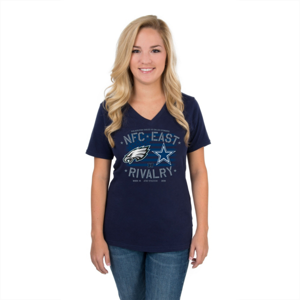 Dallas Cowboys Womens 2018 Eagles Gameday Tee