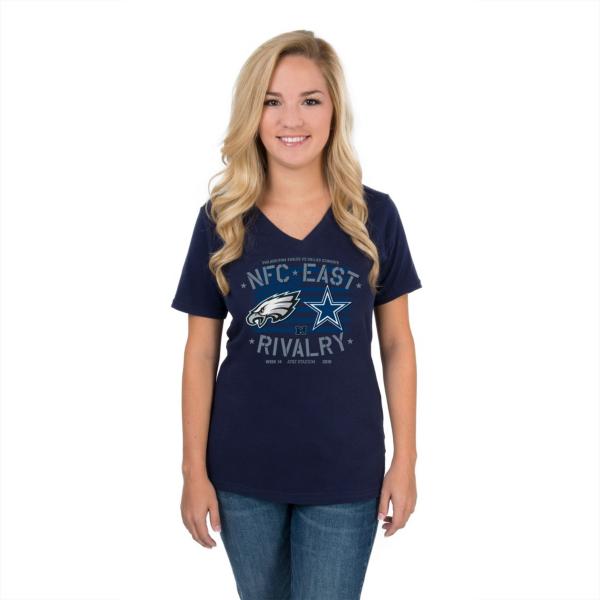 Dallas Cowboys Womens 2018 Eagles Gameday Tee