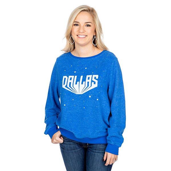 Studio Buddy Love Dallas Stars Crew Sweatshirt